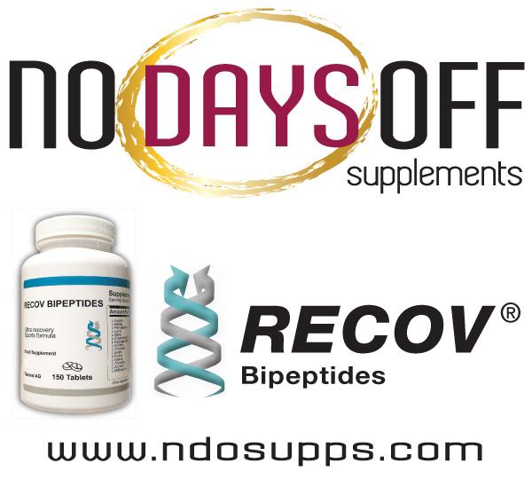 No Days Off LOGO-colour-wRecov logo & bottle